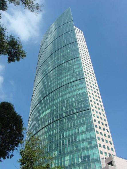 Las torres más altas de la Ciudad de México