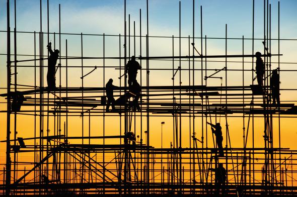 Confianza de construcción de casas en EU retrocede en febrero