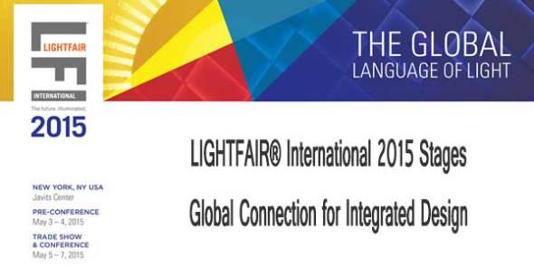 Tira de LEDs. Conferencia en español durante LightFair 2015