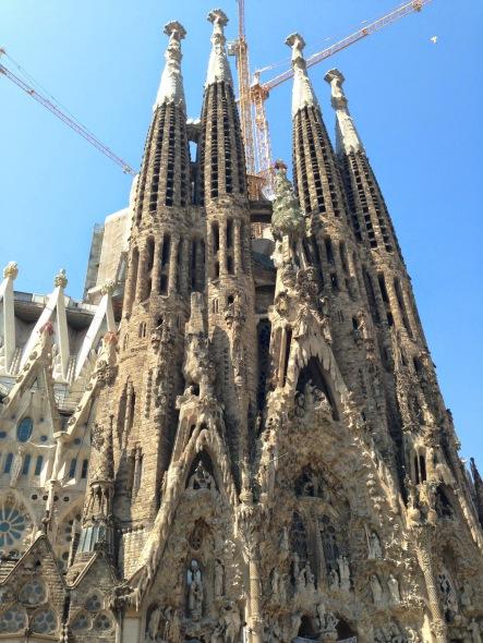 No se puede entender la Sagrada Familia sin entender la fe de Gaudí