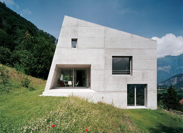 Casa prismática