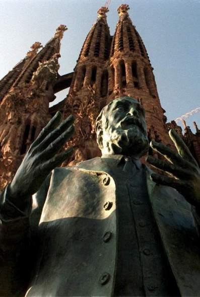 Antoni Gaudí puede ser venerable