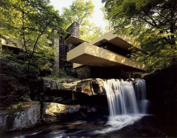 Díez obras de Frank Lloyd Wright, nominadas a Patrimonio de la Humanidad