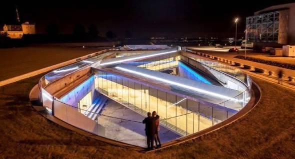 Las cinco obras finalistas premio Mies van der Rohe