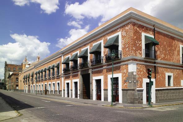 Museo Amparo Remodelado el Museo Amparo Trabaja