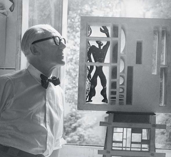 Wright, Gropius y Le Corbusier aprendieron jugando