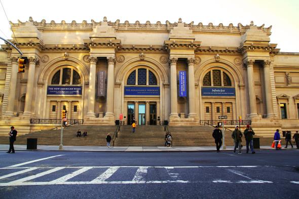 David Chipperfield renovará Museo Metropolitano de Arte de Nueva York