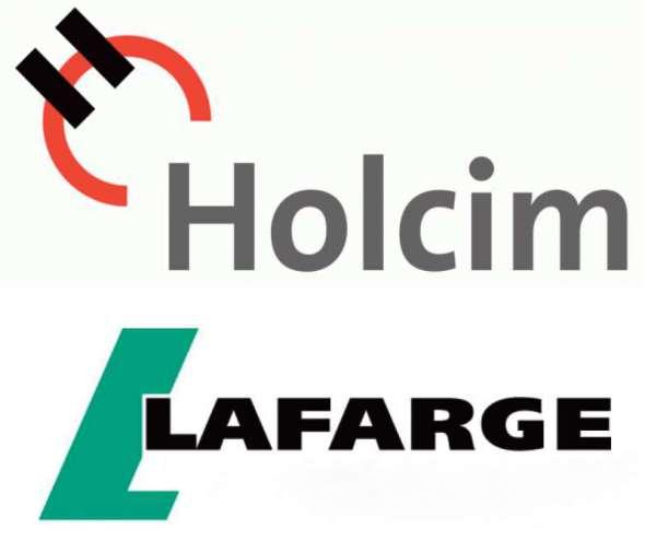 Holcim y Lafarge discuten líderazgo de fusión para salvar acuerdo