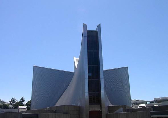 Kenzo Tange uno de los más grandes arquitectos del siglo XX