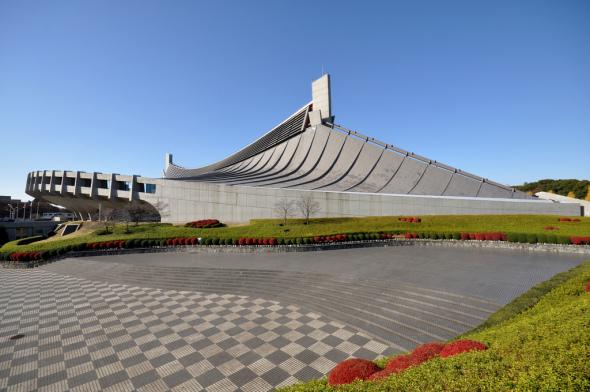 Gimnasio Nacional de Yoyogi de Kenzo Tange