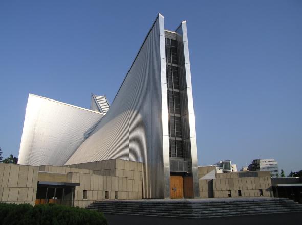 Siete proyectos arquitectónicos para conocer a Kenzo Tange