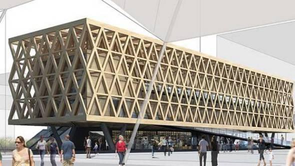 Chile presenta en Roma su pabellón para la ExpoMilán 2015