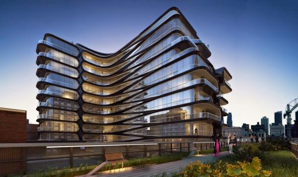 Los arquitectos británicos toman Manhattan