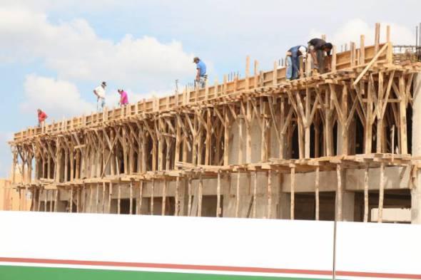Repunta la construcción en la Riviera Maya