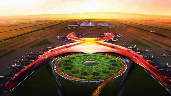 México quiere involucrar a China en nuevo aeropuerto