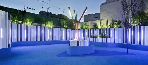 El jardín de las siluetas gana en el premio CID al diseño internacional