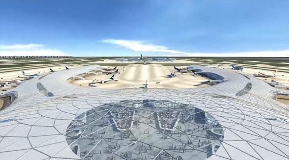Revelan el costo del nuevo aeropuerto de la ciudad de México