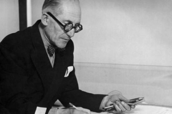 Polémica revelación de ideología fascista del arquitecto Le Corbusier