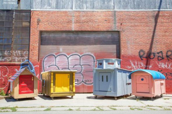 El ingenioso y admirable arquitecto de las personas sin hogar