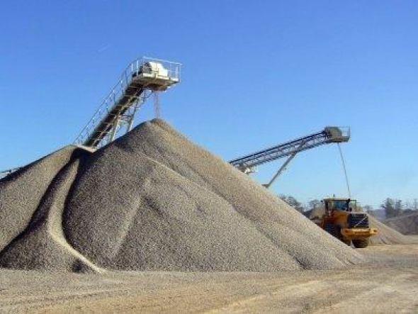 Se puede reducir a la mitad el uso de arena para la construcción