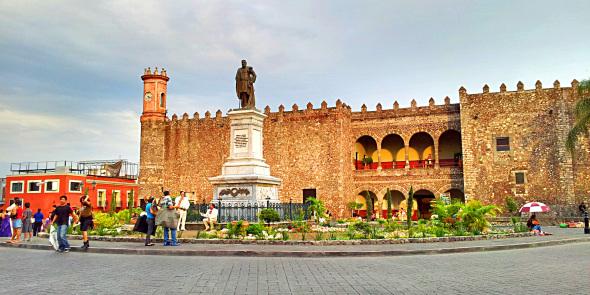 Estado mexicano con más de 4000 monumentos históricos