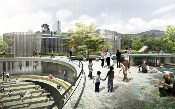 Orfanato de Medellín gana premio mundial al diseño