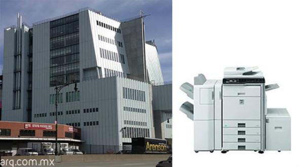 Humor en la arquitectura. Inspiración