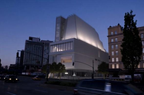 El nuevo Whitney, una piazza del arte en el High Line de Nueva York