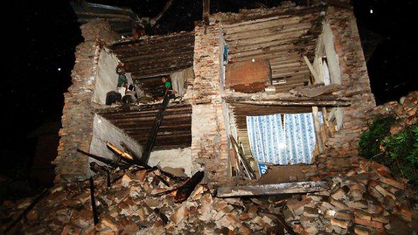 Nepal. El 80 por ciento de las viviendas en Delhi no soportaría un terremoto importante