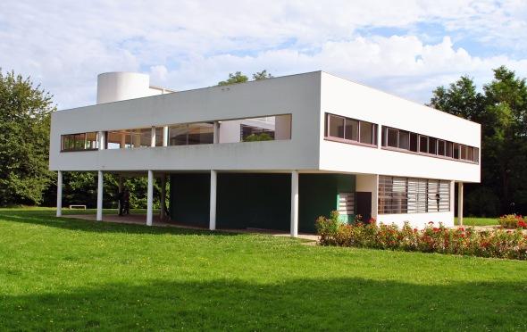 Los 5 puntos de la arquitectura de Le Corbusier, en un corto animado