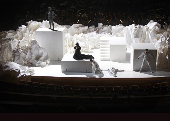 Frank Gehry encargado de escenografía de obra en la Ópera de Berlin
