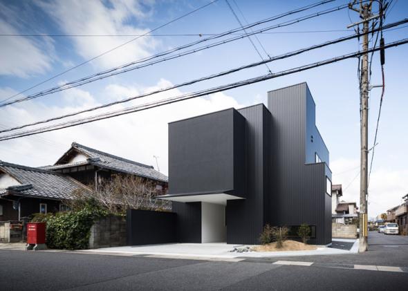 Kouichi Kimura Framing House combina un hogar y una galería