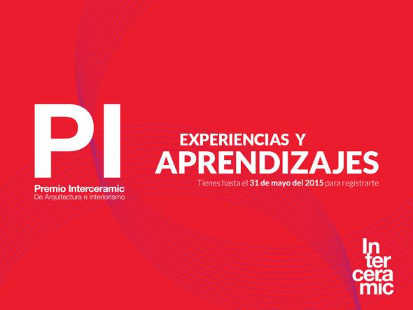 Premio Interceramic de Arquitectura e Interiorismo 2015
