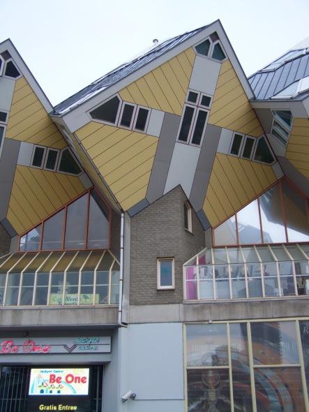 Rotterdam, a la vanguardia de la arquitectura