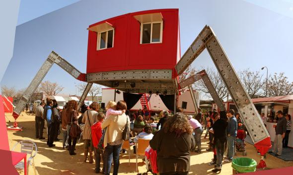 El proyecto de La Carpa es más grande que el del Guggenheim