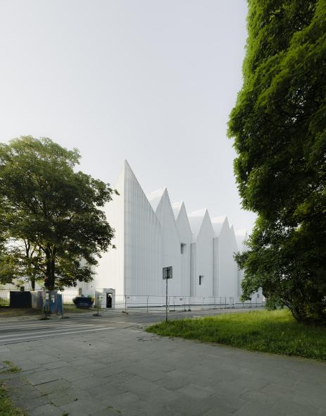 Filarmónica ganadora del Premio Mies van der Rohe