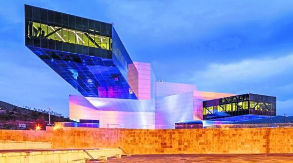 Edificio de Unasur gana premio mundial en China