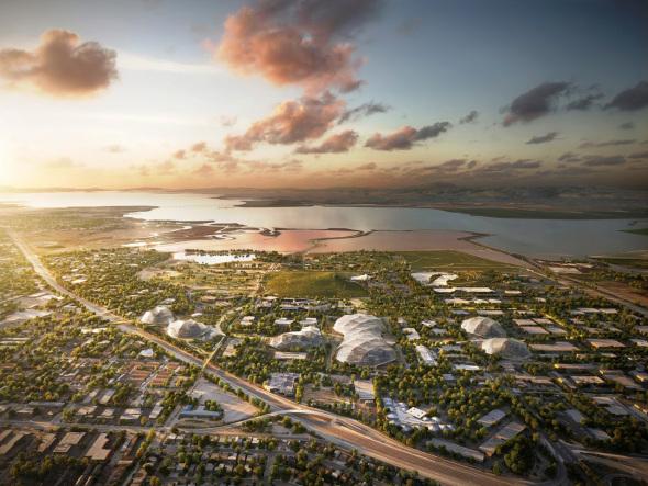 Qu� piensa el Arquitecto Original del Googleplex de la Nueva Sede de Google
