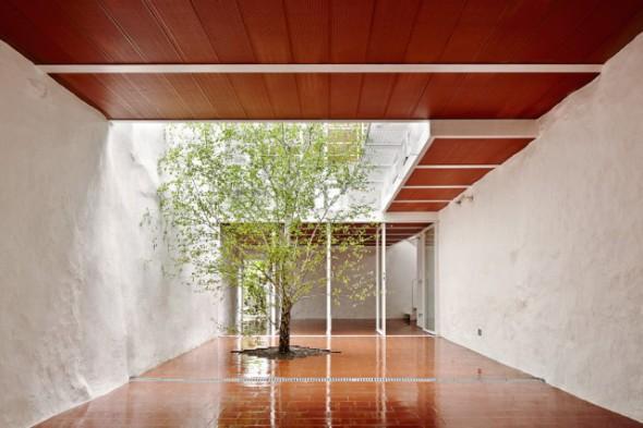 La Casa de la Luz de Cilleros gana el Premio Arquitecto Emergente de la Unión Europea