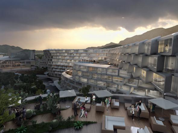 Zaha Hadid Architects revelan Ciudad Esfera en Monterrey