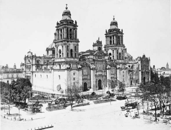 El nivelamiento de la Catedral es considerado un milagro