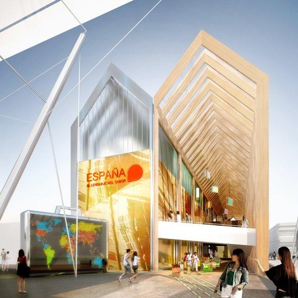 Expo Milán repasa 40 años de la mejor arquitectura realizada en España