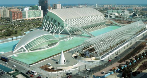 La arquitectura de Santiago Calatrava parece estar viva