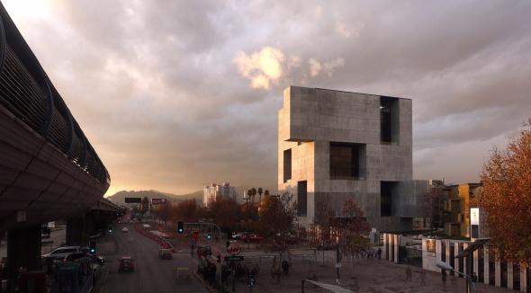 Centro de Innovación UC Anacleto Angelini de Alejandro Aravena ELEMENTAL