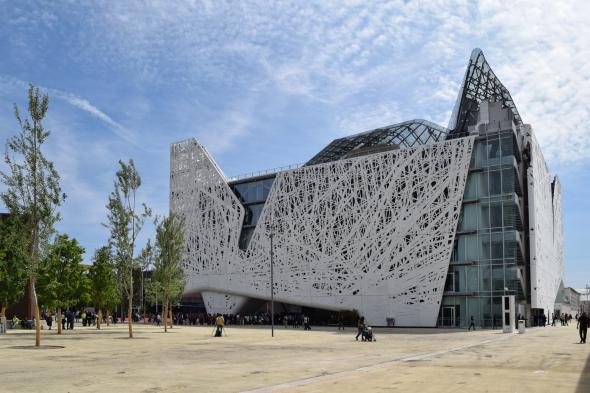 Los pabellones más destacados de la Expo Milán 2015