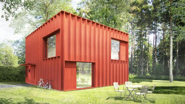 Diseñan casa dos millones de personas