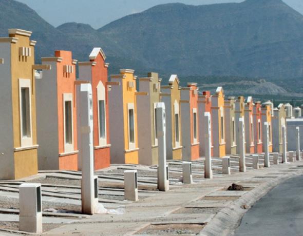 70 por ciento de viviendas en México no sirven para habitarlas