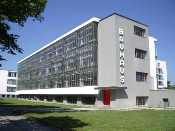 El mundo del Diseño del diseño. La Bauhaus