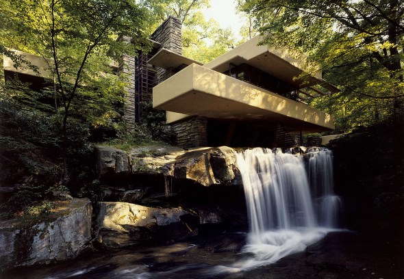 Documental El arte de construir de Frank Lloyd Wright
