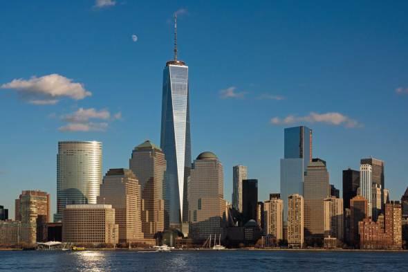 Once años de construcción del One World Trade Center en dos minutos